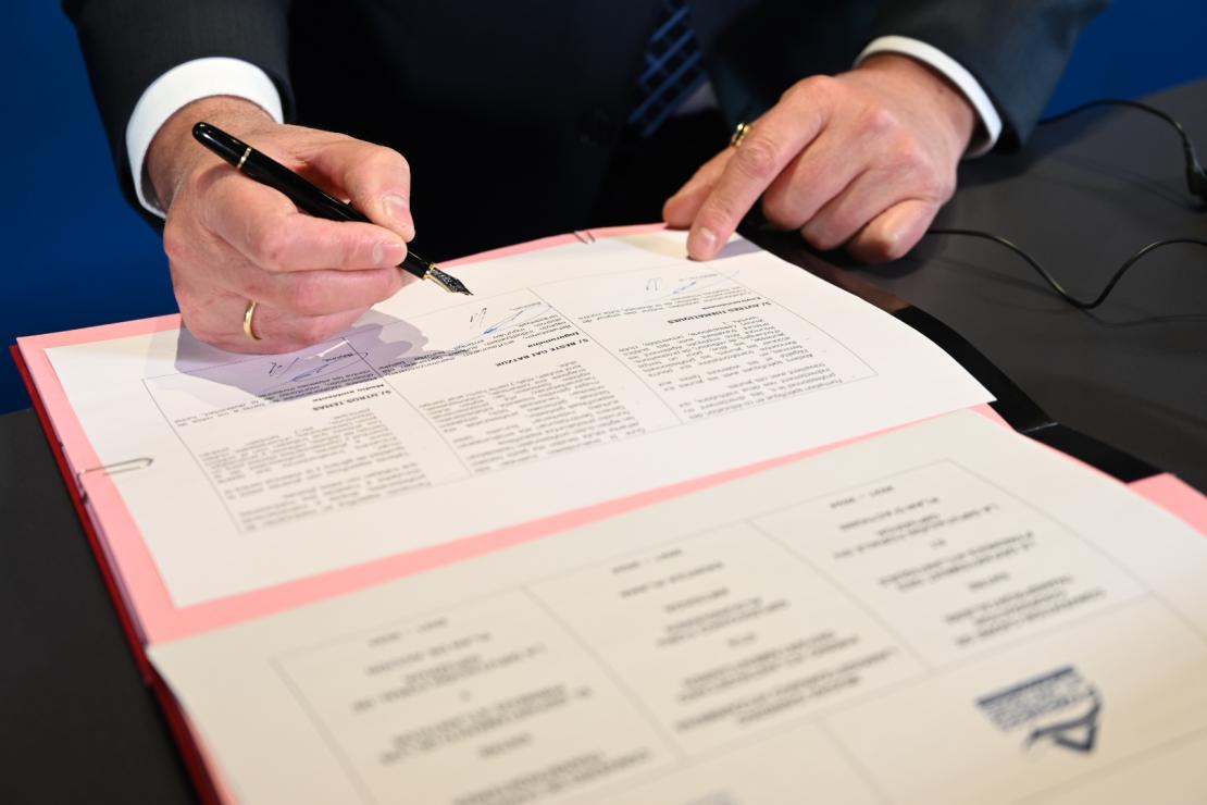 Convention de coopération transfrontalière entre le département des pyrénées-atlantiques et le conseil provincial de gipuzkoa 2021 - 2024